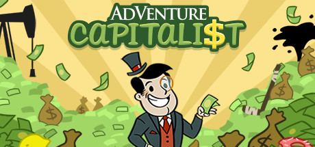 Adventure Capitalist Clicker Game
